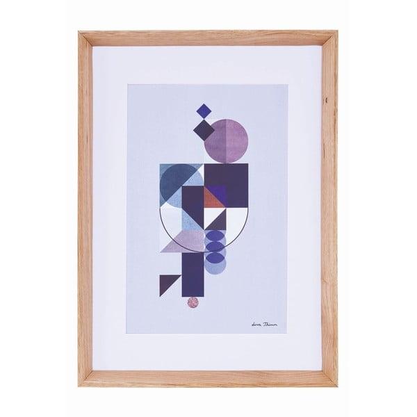 Obraz One Geo by Lissa Thimm, 55x40 cm