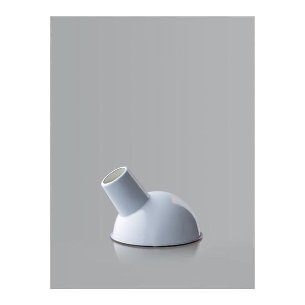 Stínítko Miniature Angled Cloche Grey
