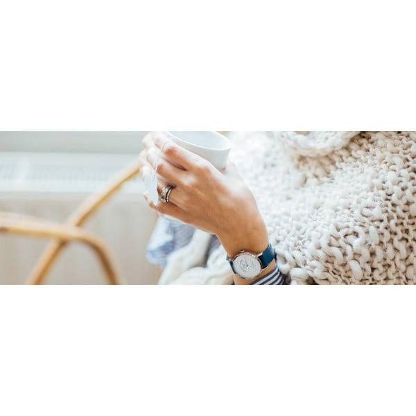 Modré hodinky VeryMojo Time To Drink