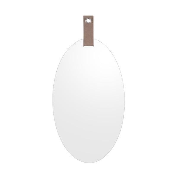 Nástěnné zrcadlo ve stříbrné barvě PT LIVING Cheeky