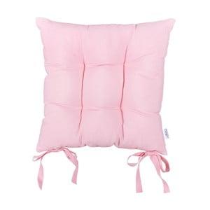 Světle růžový podsedák Apolena Simply Sweet, 41x41cm
