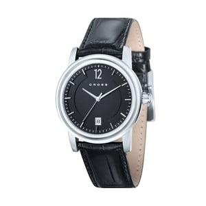 Pánské hodinky Cross New Chicago Black, 37 mm