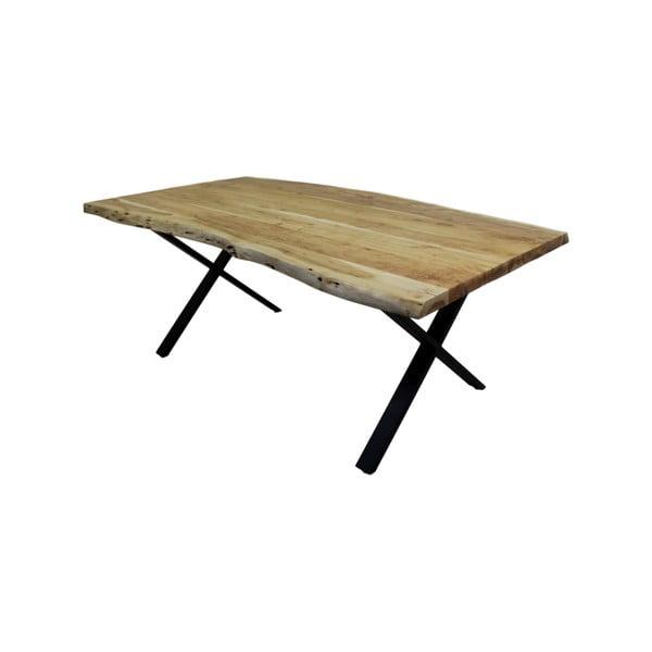 Jídelní stůl z akáciového dřeva HSM collection, 200 x 100 cm