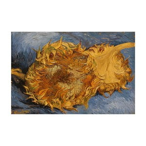Tablou Vincent van Gogh - Sunflowers 2, 40x26 cm