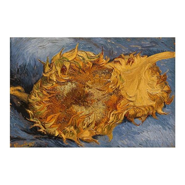 Obraz Vincenta van Gogha - Sunflowers 2, 60x40 cm