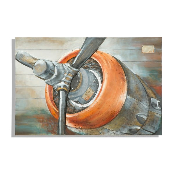 Ručně malovaný obraz Mauro Ferretti Aviator, 120 x 80 cm