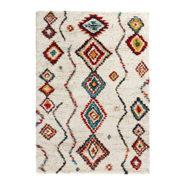 Covor Mint Rugs Nomadic Dream, 80 x 150 cm, crem