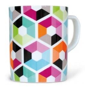 Hrnek Remember Hexagon, 330ml