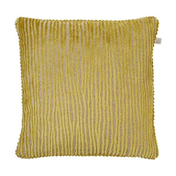 Polštář Sisus Lime, 45x45 cm