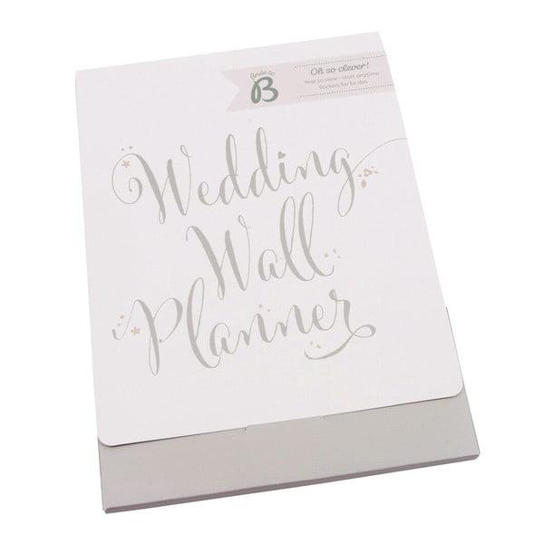 Nástěnný svatební plánovač BusyB