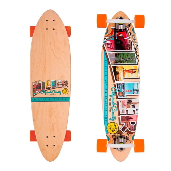 Longboard Miller Greetings, 36""