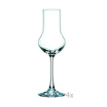 Set 4 pahare din cristal Nachtmann Vivendi Premium Stemmed Spirit Set, 109 ml de la Nachtmann