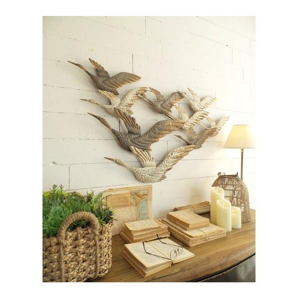 Nástenná dekorácia v tvare letiacich kačiek Orchidea Milano