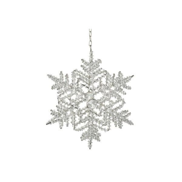 Závěsná vánoční dekorace Parlane Flurry