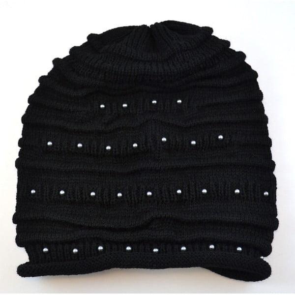 Dámská čepice Harmony Black