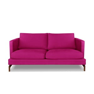 Růžová dvojmístná pohovka Windsor&Co. Sofas Jupiter