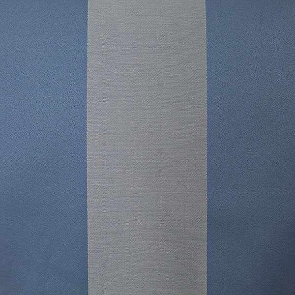 Polštář s výplní Light Blue Sripes, 50x50 cm