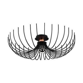 Plafonieră Opviq lights Aspendos, ø 56 cm, negru