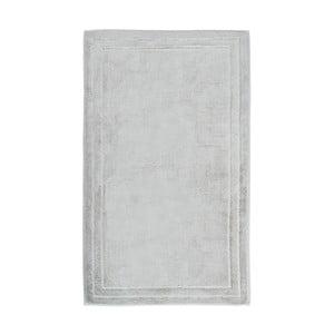 Šedá koupelnová předložka Aquanova Riga, 60 x 100 cm