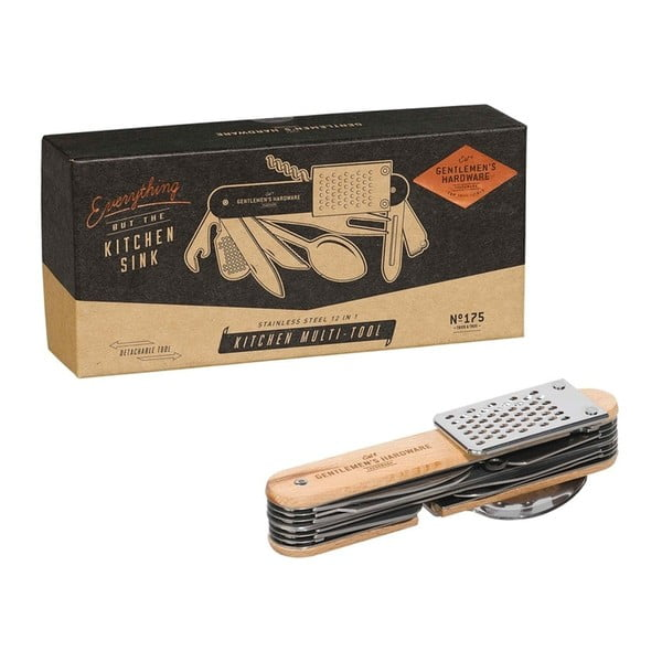 Multifunkční nástroj do kuchyně Gentlemen's Hardware Kitchen