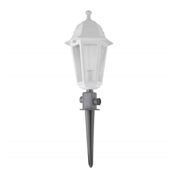 Bílé zahradní svítidlo LED Lantern