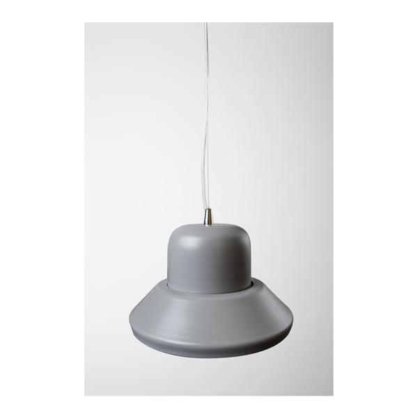 Závěsné světlo Brambla Prima Maxi, šedé