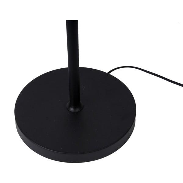Černá volně stojící lampa Leitmotiv Studio