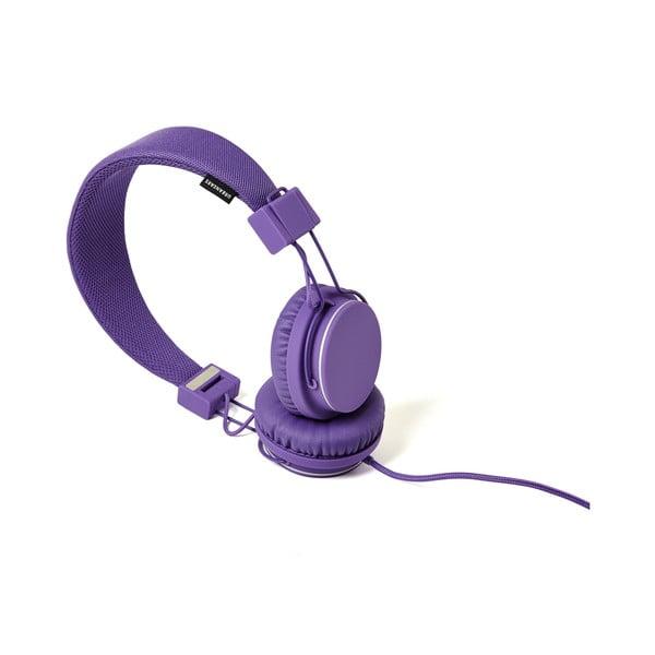 Sluchátka Plattan Lilac + sluchátka Medis Orange ZDARMA