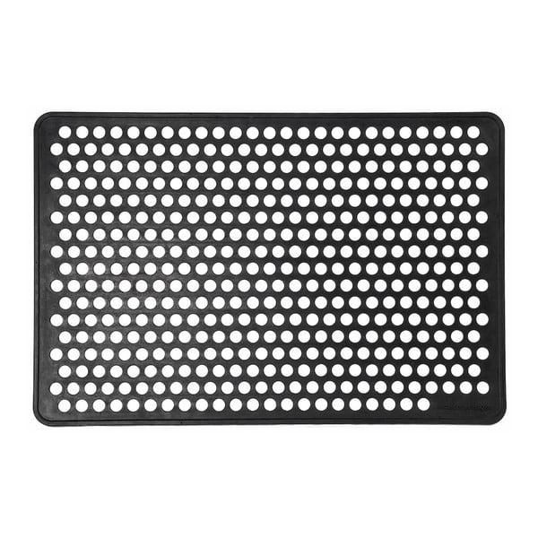 Gumowa wycieraczka Tica Copenhagen Dot, 60x90cm