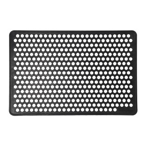 Gumová čisticí rohožka tica copenhagen Dot, 60x90cm