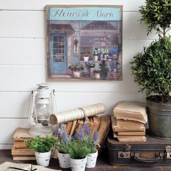 Nástěnná dekorace Flower´s Shop