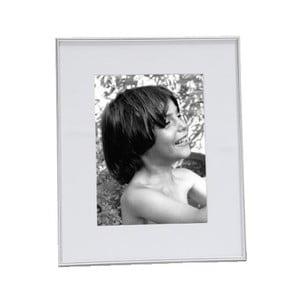 Fotorámeček Natura 13x18/20x25 cm, bílý