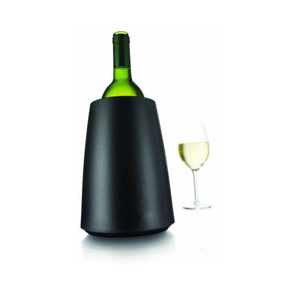 Chladič na víno Elegant 0,7 - 1 litr, černý