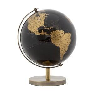 Dekorace ve tvaru globusu Mauro Ferretti Globe Bronze, ø13cm