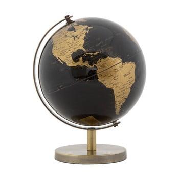 Decorațiune în formă de glob Mauro Ferretti Globe Bronze, ø13cm imagine