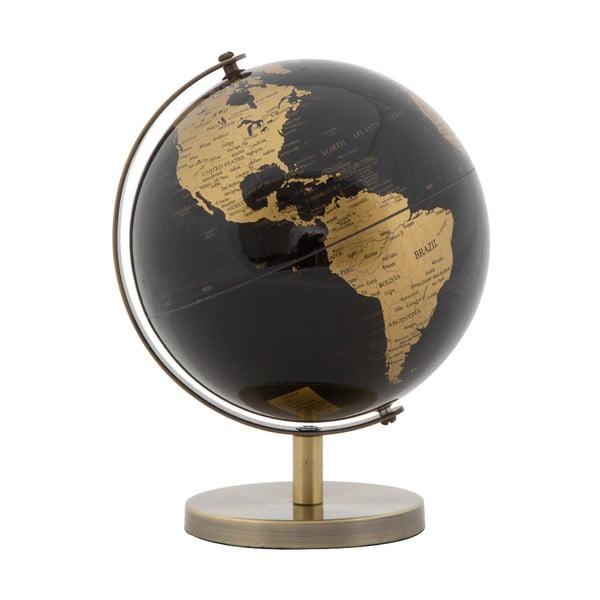 Globe Bronze földgömb dekoráció, ø 13 cm - Mauro Ferretti