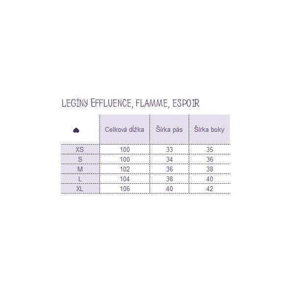 Legíny Espoir, velikost L