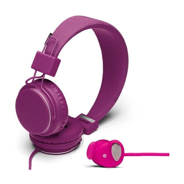 Sluchátka Plattan Grape + sluchátka Medis Raspberry ZDARMA