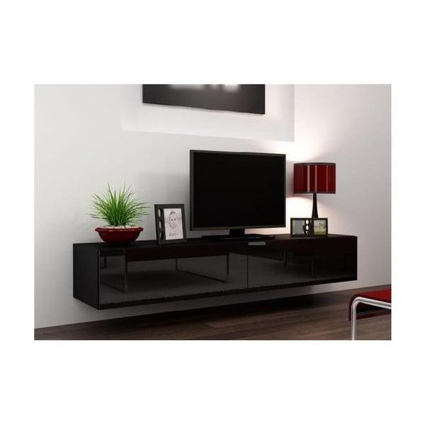 TV stolek Igo, černá