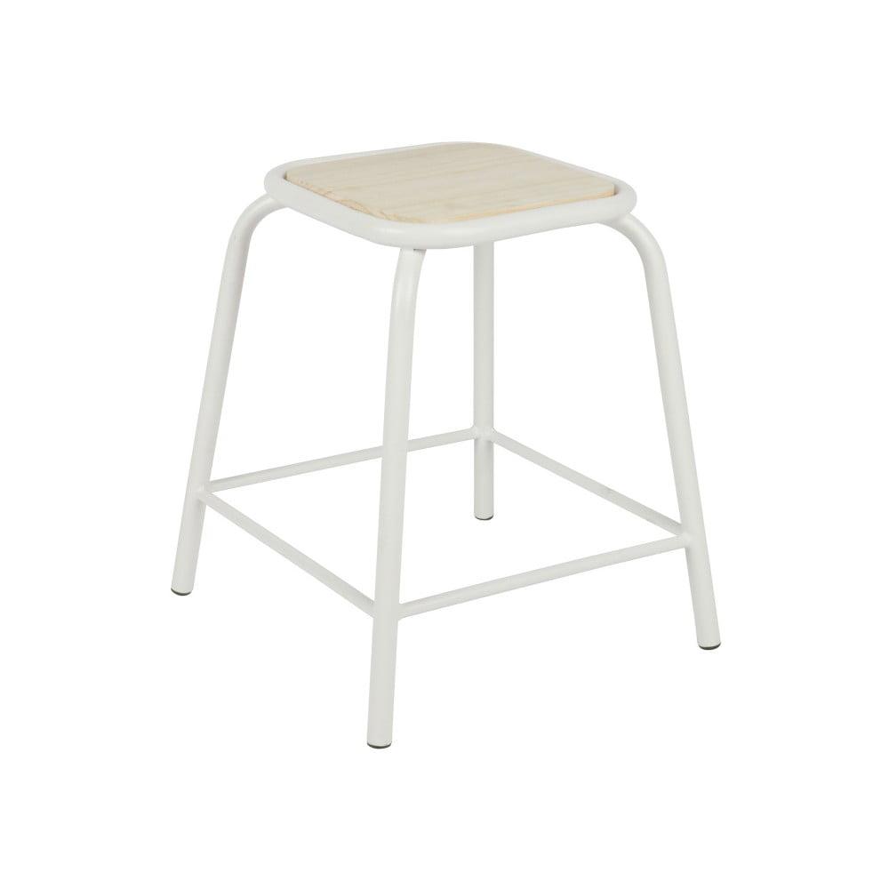 Bílá stolička De Eekhoorn Nina