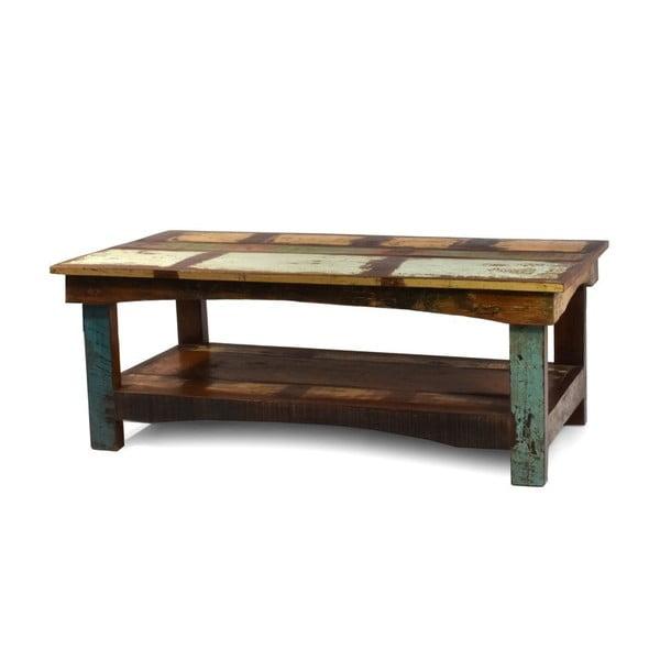 Stolek z teakového dřeva Goa, 120x60 cm