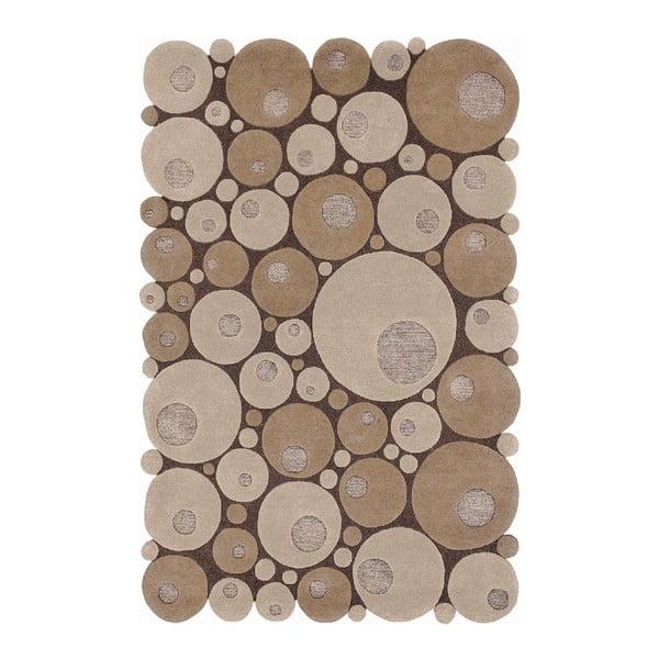 Vlněný koberec Filesa, 60x120 cm