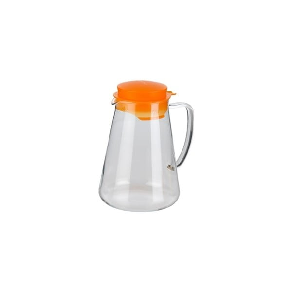 Džbán TEO Tescoma s odšťavňovačem, oranžový