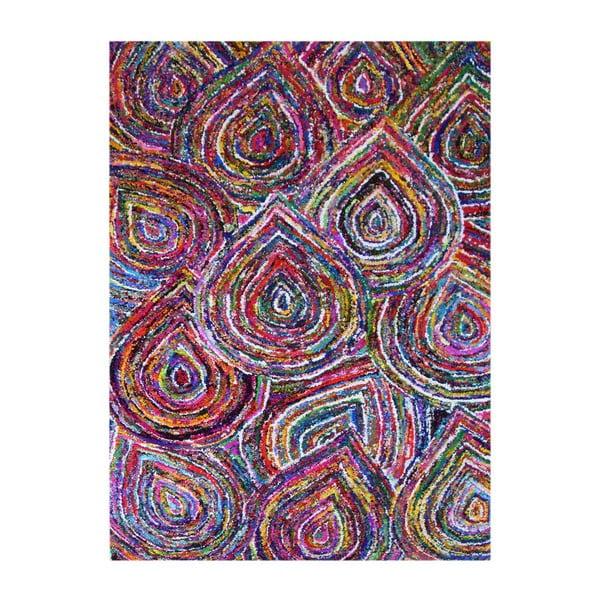 Ručně tuftovaný koberec Chindi Esha, 244x153cm