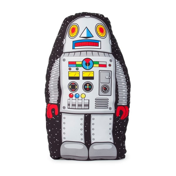 Polštář Robot