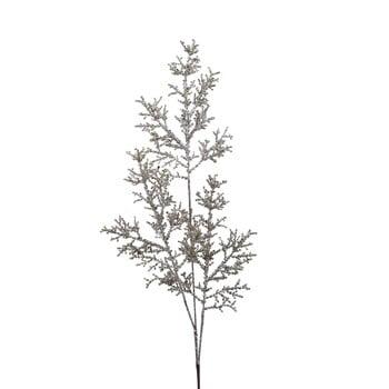 Ramură decorativă Ego Dekor, înălțime 83 cm, alb imagine