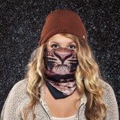 Mască de schi, Beardo Leopard