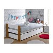 Dětská postel JUNIOR Provence Low, 90x190cm