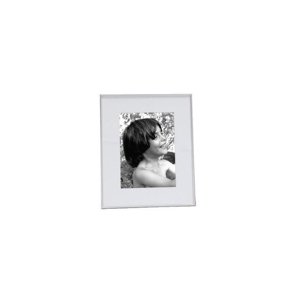 Fotorámeček Natura 9x13/13x18 cm, bílý