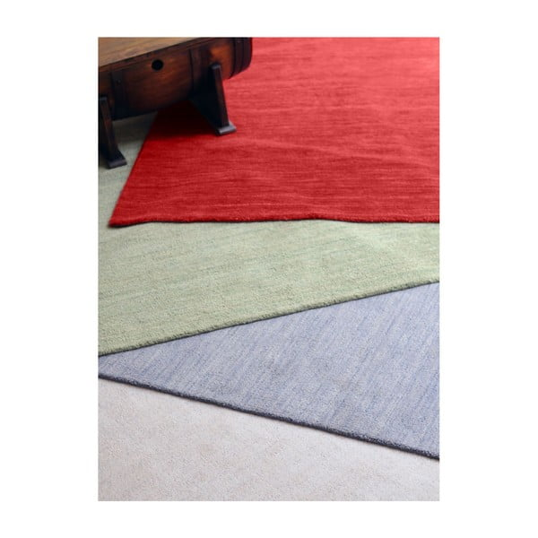 Vlněný koberec Roma Blue, 160x230 cm